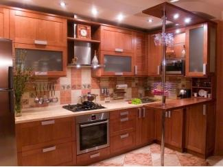 Кухня из массива Модерн