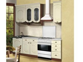 Кухня прямая Мечта 18 - Мебельная фабрика «21 Век»