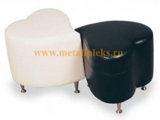 Пуф MP-4608 - Мебельная фабрика «Металл Плекс», г. Краснодар