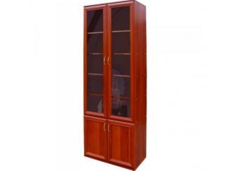 Шкаф для посуды и книг - Мебельная фабрика «Деликат»