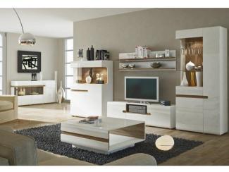 Гостиная Лината 2 - Мебельная фабрика «Анрекс»