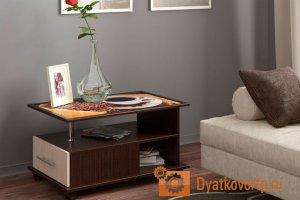 Столик журнальный-2 - Мебельная фабрика «Дятьковское РТП-1»