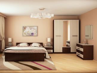 Спальня Вербена-2 - Мебельная фабрика «Первомайское»