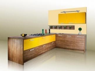 Кухня угловая Клиффи - Мебельная фабрика «Cucina»