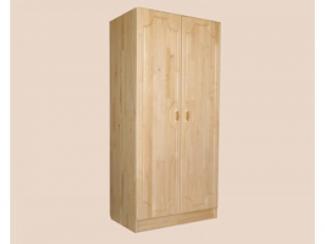 Шкаф из массива сосны - Мебельная фабрика «Мартис Ком»
