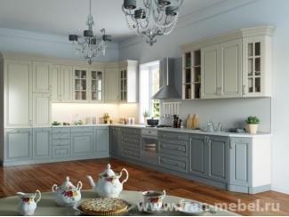 Кухня угловая Диадема (Нова) - Мебельная фабрика «Фран»