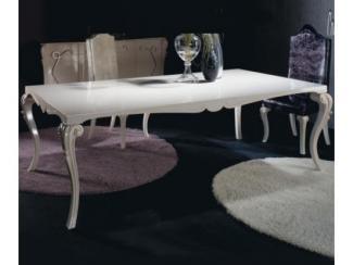 Стол обеденный Мод 6502 - Импортёр мебели «Мебель Фортэ (Испания, Португалия)»