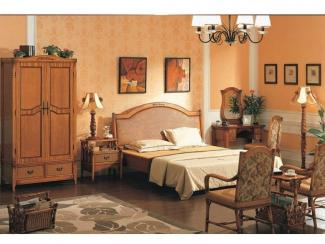 Спальный гарнитур мебель из ротанга