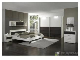 Спальня Ре-Форма 010 - Изготовление мебели на заказ «Ре-Форма», г. Уфа
