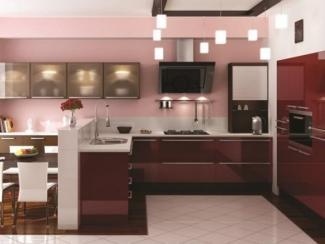 Кухонный гарнитур угловой БОРДО - Мебельная фабрика «Радо»