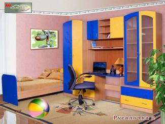 Детская Русалочка-2 - Мебельная фабрика «Элна»