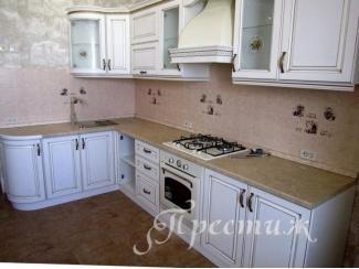 Кухня из массива дерева BIATRIS - Мебельная фабрика «Престиж»
