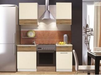 Маленькая кухня Вудлайн - Мебельная фабрика «SL-Мебель»
