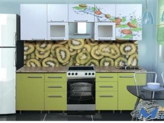 Кухня прямая Киви - Мебельная фабрика «Мир Мебели»