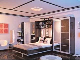 Кровать-шкаф подъемная 5 - Мебельная фабрика «Альфа-М»