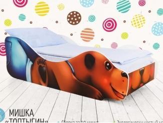 Детская кровать Мишка Топтыгин