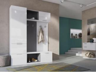 Белая прихожая - Мебельная фабрика «Mr.Doors»