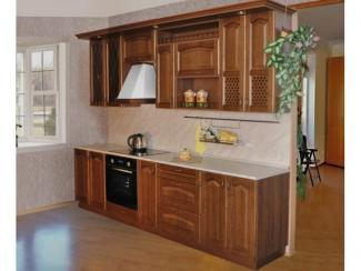 Кухонный гарнитур прямой Анастасия - Мебельная фабрика «Виктория»
