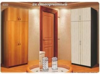 Шкаф 2-хстворчатый - Мебельная фабрика «Поволжье»