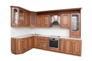 Кухонный гарнитур угловой 104 - Мебельная фабрика «Балтика мебель»