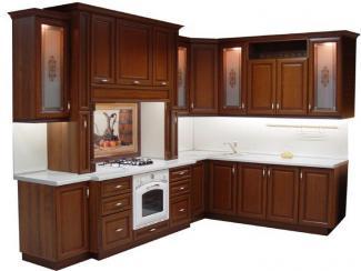 Кухня угловая Луизиана - Мебельная фабрика «Антарес»