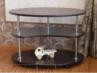 Журнальный стол Жан 2 - Мебельная фабрика «MINGACHEV»