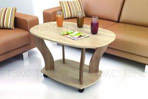 Журнальный стол Консул 3 - Мебельная фабрика «ТЭКС» г. Пенза