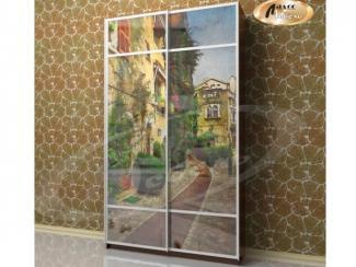 Шкаф - купе «Галерея» - Мебельная фабрика «Ладос-мебель»