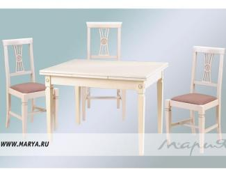 Обеденная зона «Federica-1» - Мебельная фабрика «Мария»