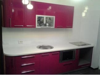 Прямая кухня - Мебельная фабрика «Альфа-Мебель»