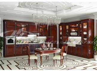 Кухонный гарнитур угловой Турин - Мебельная фабрика «Первая мебельная фабрика», г. Санкт-Петербург