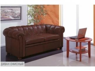 Прямой диван офисный - Мебельная фабрика «Боровичи-Мебель»