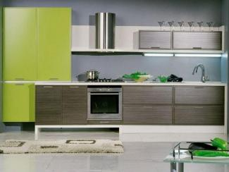 Кухонный гарнитур прямой 46 - Изготовление мебели на заказ «Ориана»