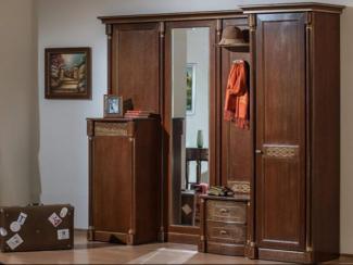 Прихожая Элеганца  - Мебельная фабрика «Мебель Черноземья»