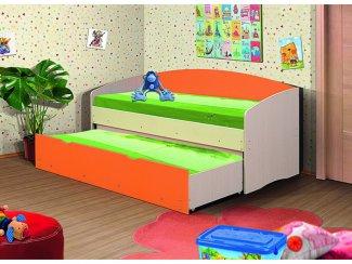 Детская кровать Софа 6 для двоих - Мебельная фабрика «Аристократ»