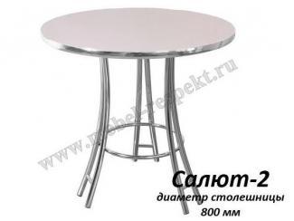 Стол обеденный Салют 2 - Мебельная фабрика «Респект»