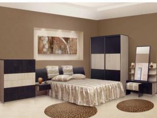 Спальня Карина 3 - Мебельная фабрика «Аджио»