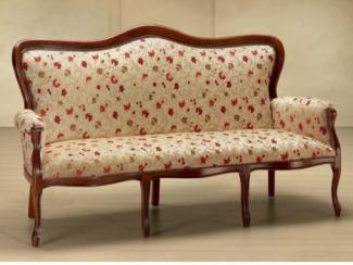 Небольшой диван для прихожей Lea - Импортёр мебели «Spazio Casa»