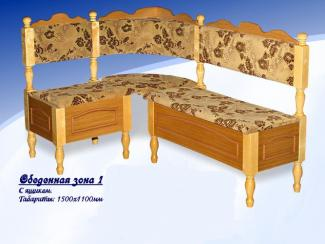 Обеденная зона 1 - Мебельная фабрика «Иванов»