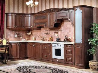 Кухонный гарнитур угловой Марлен - Мебельная фабрика «Северо-Кавказская фабрика мебели»