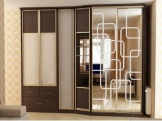 Большой шкаф в гостиную 6 - Мебельная фабрика «Массив», г. Владимир