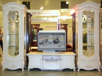 Гостиная стенка Карпентор - Импортёр мебели «Эспаньола (Китай)», г. Москва