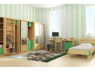 Детская Радуга3 - Мебельная фабрика «Ресурс-мебель (Lasort)», г. Кирово-Чепецк