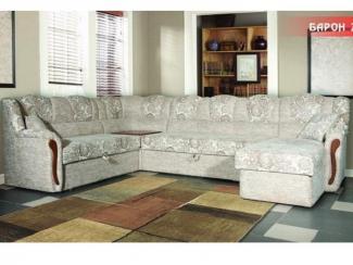 Диван угловой «Барон 2» - Мебельная фабрика «Палитра»