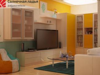 Шкаф - купе для гостиной 15 - Мебельная фабрика «Солнечная ладья»