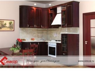 Кухня Аделия массив - Мебельная фабрика «Симкор»