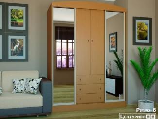 Шкаф Ретро 6 - Мебельная фабрика «Центурион 99»