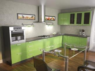 Кухня угловая Премиум 4 - Мебельная фабрика «Элна»