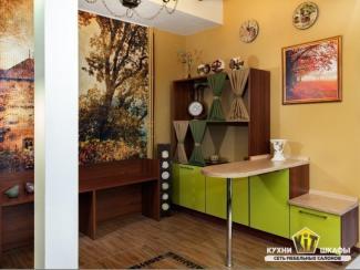 Кухня Пластик и Стандарт - Изготовление мебели на заказ «КИТ»