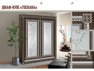 Шкаф-купе Тоскана - Мебельная фабрика «Эльф» г. Йошкар-Ола